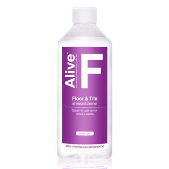 Alive F Средство для полов и плитки (Alive F Floor & Tile cleaner)