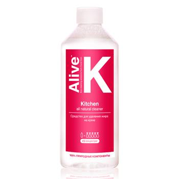 Alive K Средство для удаления жира на кухне (Alive K Kitchen cleaner)
