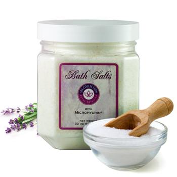 Соль для ванны с микрогидрином (Bath Salts with Мicrohydrin)