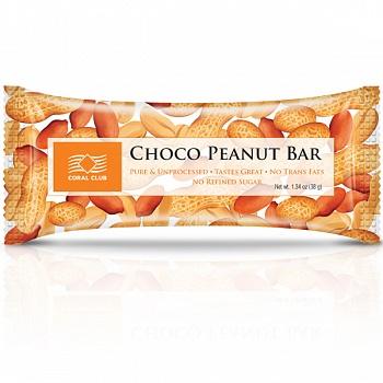 Батончик «Шоко с арахисом» (Choco Peanut Bar)