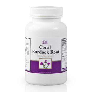 Корал Бурдок Рут (Coral Burdock Root)