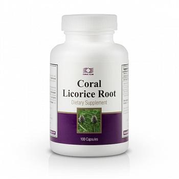 Корал Солодка (Coral Licorice)