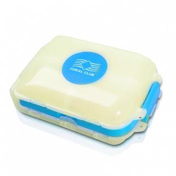 Контейнер GoBox мини голубой (GoBox Mini Blue)