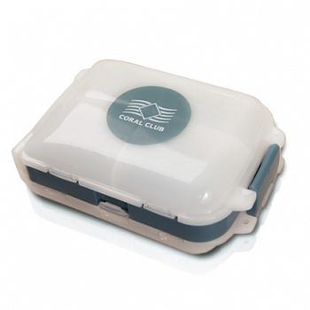 Контейнер GoBox мини серый (GoBox Mini Grey)