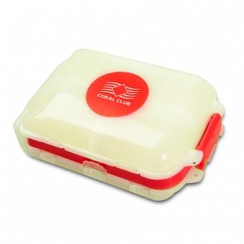 Контейнер GoBox мини красный (GoBox Mini Red)