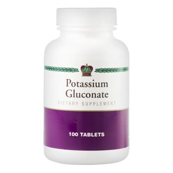 Глюконат калия (Potassium Gluconate)