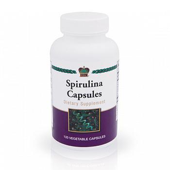 Спирулина в капсулах (Spirulina Capsules)