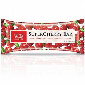 Батончик «СуперЧерри Бар» (SuperCherry Bar)
