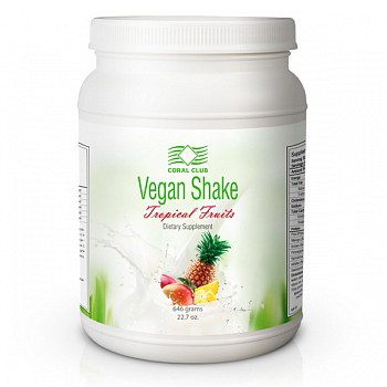 Веган Шейк Тропические Фрукты (Vegan Shake Tropical Fruits)